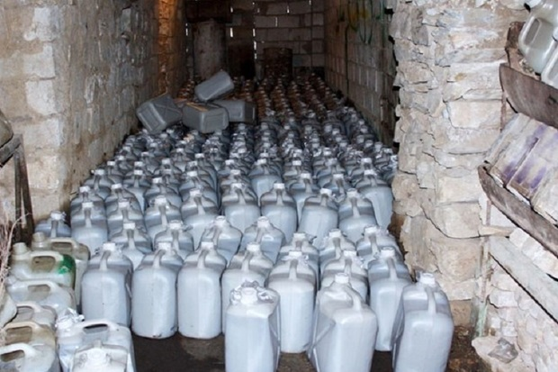 26 هزار لیتر سوخت قاچاق در هشترود کشف شد