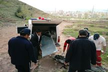 پیدا شدن جسد فردی ناشناس در ارتفاعات عون بن علی