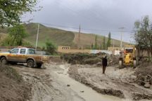 36 روستای شیروان درگیر سیل هستند