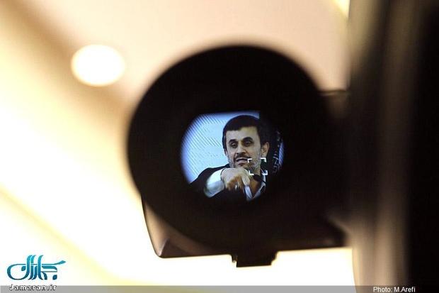 احمدینژاد شکایت کرد