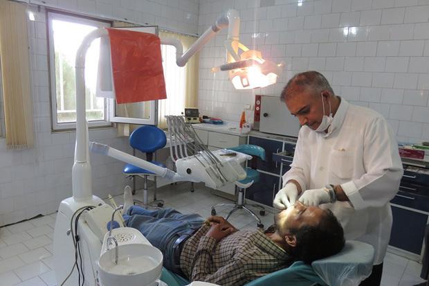 جهادگران سلامت داوطلبانه خدمات رایگان ارائه می کنند