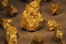 ۲ تن سنگ طلا در شهرستان ورزقان کشف شد