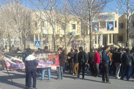 کارگران پلی اکریل در مبارکه خواهان پرداخت مطالبات عقب افتاده خود شدند