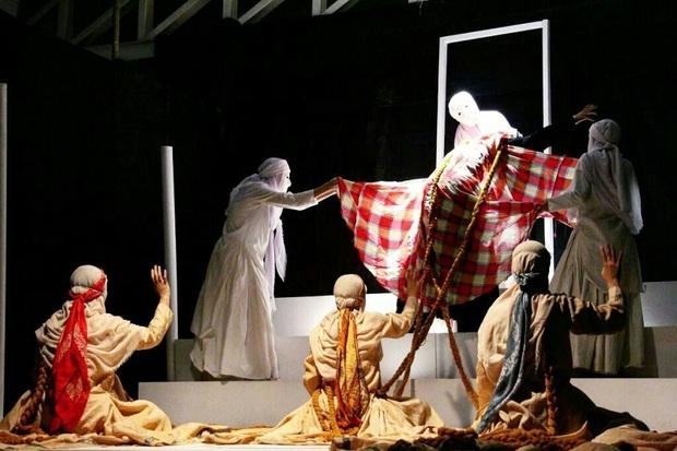 پوستر جشنواره تئاتر فجر کهگیلویه و بویراحمد رونمایی شد