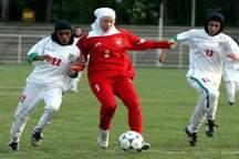2 کهگیلویه و بویراحمدی به اردوی تیم ملی فوتبال بانوان دعوت شدند