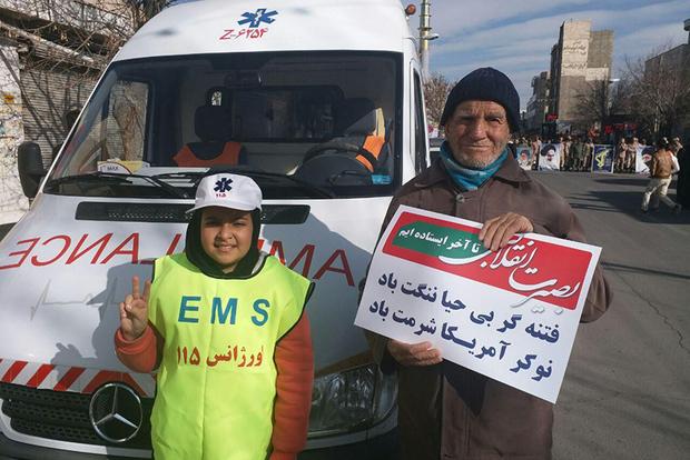 11دستگاه آمبولانس در مناطق مختلف استان زنجان مستقر می شود