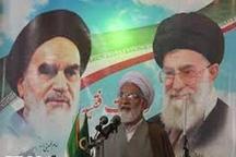 امام جمعه گناباد از مواضع رئیس جمهور برابر دخالتهای وزیر خارجه فرانسه تقدیر کرد