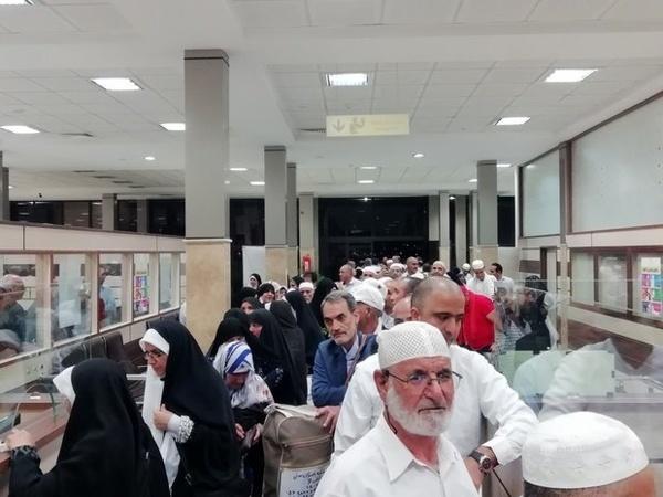 اجرای مرحله نهایی  مراقبت بیماریهای واگیر زائرین حج تمتع استان مازندران