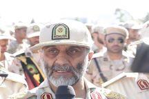 فرمانده مرزبانی: رفت و آمد در مرز مهران دو و نیم برابر افزایش یافت