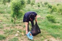 یک مجرم به پاکسازی محیط زیست در آبیک محکوم شد
