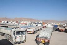 امسال بیش از یک میلیون دلار کالا از گمرک مهاباد صادر شده است