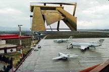بی مهری ایرلاین ها به فرودگاه خرم آباد