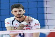 استقبال از والیبالیست گیلانی عضو تیم ملی جوانان قهرمان جهان