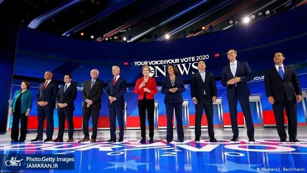 تمرکز دموکرات ها بر دوره پسا ترامپ