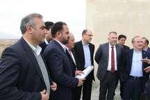 اعضای اتاق صنایع استانبول از شهرک های صنعتی خرمدشت و حکیمیه قزوین بازدید کردند