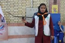 رقابت های ساخت و پرواز گلایدر در بوشهر برگزار شد