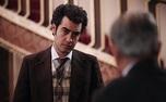 عکسی از شهاب حسینی در فصل جدید سریال شهرزاد