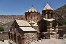 کلیسای سنت استپانوس جلفا مقصد بیشترین مسافران نوروزی آذربایجان شرقی