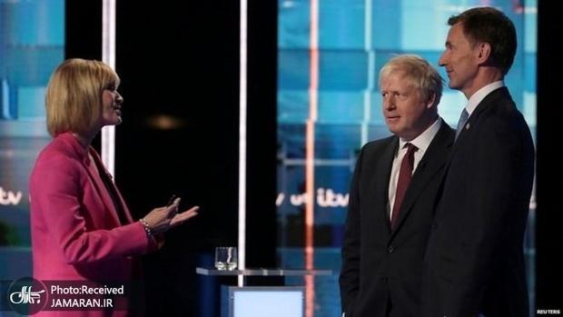 در دوئل کاندیداهای پست نخست وزیری انگلیس چه گذشت+ تصاویر