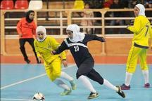 ورزشکار شیرازی به اردوی تیم ملی فوتسال بانوان دعوت شد