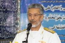دریادار سیاری: ایران اسلامی از امنیتی پایدار برخوردار است