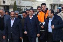تاکید استاندار آذربایجان غربی بر تسریع در روند حل مشکلات پایانه مرزی سرو