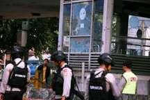 داعش مسئولیت حملات انتحاری در پایتخت اندونزی را پذیرفت