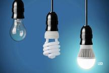 استفاده از لامپهای روشنایی کم مصرف در پستهای جدید انتقال و فوق توزیع گیلان