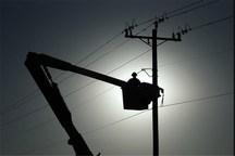 توفان شدید برق شهرستان پردیس را برای ساعاتی خاموش کرد
