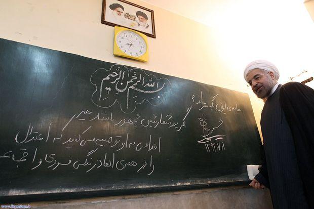 دانش آموز آستارایی رتبه دوم پرسش مهر رئیس جمهوری را کسب کرد
