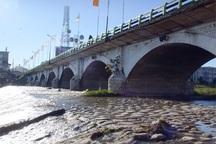 پل چشمه کیله تنکابن همچنان استوار در برابر بی مهری ها