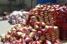 6 تن برنج قاچاق در خرمشهر کشف شد