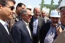 ترکان: ظرفیت تولیدی مجتمع پتروشیمی چابهار 26 میلیون تن در سال است