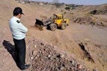 تصرف اراضی دولتی البرز چالشی فرا روی مسوولان شده است