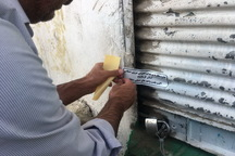 یک درمانگاه دامپزشکی متخلف در کرمانشاه تعطیل شد