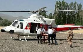 پیشرفت 70 درصدی آشیانه بالگرد امداد در پایگاه اورژانس هوایی پردیس
