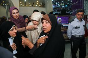 نشست مناطق شهر تهران در ستاد زنان روحانی