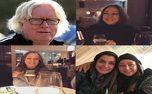 شباهت جالب همسر شفر به بازیگر ایرانی + عکس