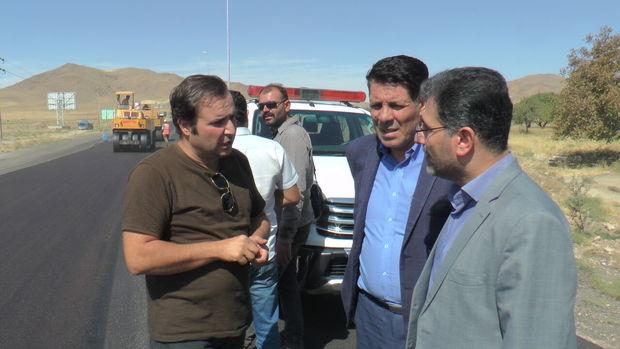 تخصیص ۲۰ میلیارد تومان برای بازسازی جاده عجبشیر - آذرشهر
