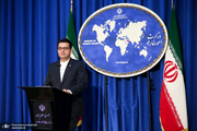 تسلیت ایران به دولت و ملت عراق در پی حادثه امروز در کربلا