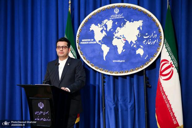 واکنش وزارت خارجه به اقدامات جدید آمریکا در تروریسم اقتصادی علیه ایران