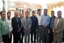 مراسم تحلیف شورای شهر هندیجان برگزار شد