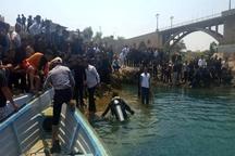 کشف جسد جوان 20 ساله در رودخانه دزفول توسط غواصان
