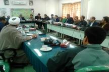تفکیک و تعیین شیفت مدارس آبیک با نظر کارشناسان آموزش و پرورش