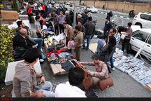 آغاز بکار بازارچه دائمی دستفروشان فردیس تا پایان هفته  افتتاح با ۲۶۰ غرفه فعال