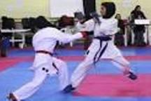 رشت قهرمان مسابقات کاراته بانوان سبک شوتوکان گیلان