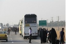 اختصاص 400 دستگاه اتوبوس برای جابه جایی زائران اربعین در هرمزگان