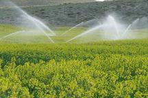 طرح تأمین آب 350 هکتار از زمینهای کشاورزی باشت بهره برداری شد