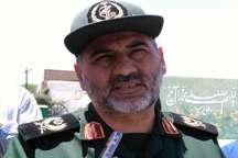 فرمانده سپاه ولیعصر(عج) : تداوم راه شهدا ،کشور را در مقابل تهدیدها بیمه می کند