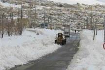 همه راه های روستایی آذربایجان شرقی بازگشایی شد